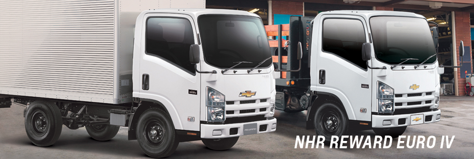 camion nhr